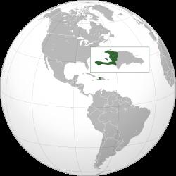 Haiti western hemisphere